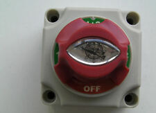 HEAVY DUTY BATTERY SELECTOR SWITCH - 4 POS. OFF/1/BOTH/2, 250 AMPS CONTINUOUS
