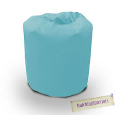 Blue Cotton Bean Bag Children's Kids Beanbag Seat Play Room Furniture Chair