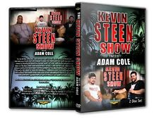 The Kevin Steen Show with Adam Cole DVD, PWG Pro Wrestling Ring of Honor ROH
