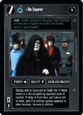 The Emperor [Near Mint] REFLECTIONS II star wars ccg swccg