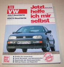 Reparaturanleitung VW Golf III Diesel ab 1991 / VW Vento Diesel - ab 1992!
