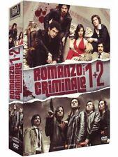 Dvd Romanzo Criminale - La Serie Completa 1+2 (8 DVD) .....NUOVO