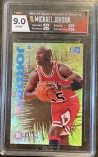 1994-1995 NTense #3 Michael Jordan Skybox N-tense HGA 9 MINT 2 Sub Grades 9.5 👀