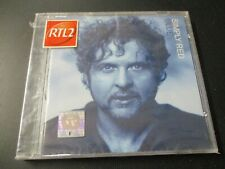 """CD NEUF """"SIMPLY RED : BLUE"""""""