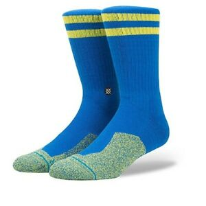 STANCE - Southbank - Skateboarding 556 Crew Socks  - Large