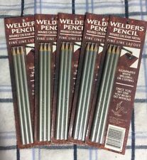 Silver Mine Welders Welding Pencils lot shop supply Qty: 15 (5 packs of 3)New ✌�