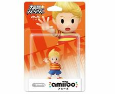 Amiibo Lucas Super Smash Bros Mother 3 Japan Nintendo 3DS Wii U
