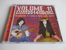 Tyler Barth's 2014 Holiday Compilation Vol 11 CDs  11 Years Of Rock NEW