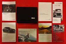 2016 Audi S6 Owners Manual Set 2016 Audi A6 S6 Owner's Operator's Manual A6 Tdi