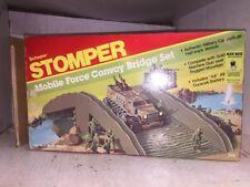 Stomper Mobile Force Convoy Bridge Set Schaper 1984 New In Open Box Complete