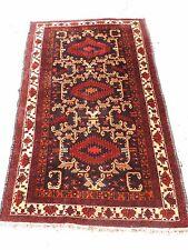 "42"" x 73"" Afghan Balouch Wool Tribal Rug"