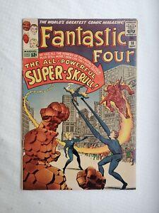 Fantastic Four 18 1st Super Skrull Higher Grade