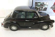 Sun Star 1/12 Scale Model Car 4781 - 1956 Morris Minor 100 Saloon - Black