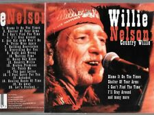 CD WILLIE NELSON country willie country + western