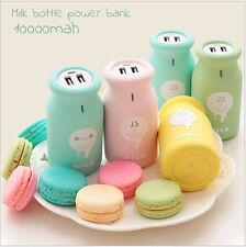 Cute Milk Bottle 10000MAH Power Bank