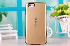 For Apple iPhone 6/6s Case iFace Mall Shock Proof  Case - Gold Coloured Case