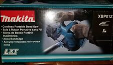 Makita XBP01Z Compact Bandsaw Tool only Cordless 18V LXT Band Saw. OpenBox