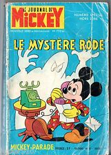 ¤ MICKEY PARADE n°772 bis ¤ EO 1967 ¤ LE MYSTERE RODE