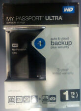 "My Passport Ultra - Disco Duro Externo portátil de 1 TB, 2,5"" Western Digital"
