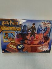 HARRY POTTER AND THE SORCERER'S STONE LEVITATING CHALLENGE GAME 95% COMPLETE