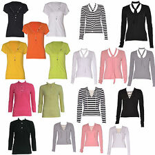 Unbranded V Neck Regular Size Tops & Shirts for Women