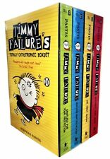 Timmy Failure Totally Catastrophic 4 Books Collection Box Set, We Meet Again...