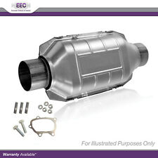 Fits Smart Forfour 1.1 EEC Type Approved Exhaust Catalytic Converter + Fit Kit