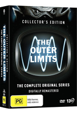 The Outer Limits - Complete Original Series Region 2 Very Good T74