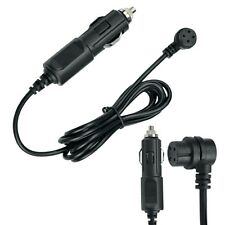 Car Power Charger Cord For Garmin GPS 12CX 12MAP 12XL GPS 45 45XL GPS48