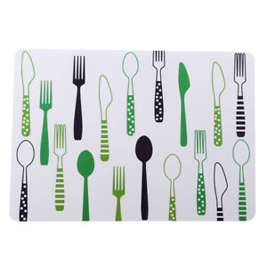 Waterproof Non-Slip Placemat Table Mats Kitchen Drawers Dinning-Bowl Mats 8C