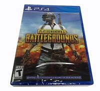 PlayerUnknown's Battlegrounds PUBG PS4 New Sealed Unopened Player Unknown