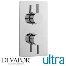 Ultra Quest RECTANGULAR INDIVIDUAL ducha con integrado de desvío (Hudson Reed)