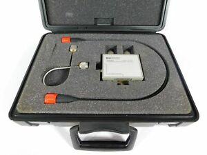 HP 41952A Transmission Reflection Test Kit w/ Cables (excellent condition)