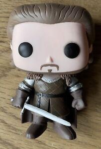 Game Of Thrones Robb Stark Funko Pop! Vinyl Figure # 08 Vaulted OOB