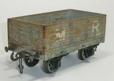Lowko - seltener Güterwagen, Holz / Gußteile, Spur 1, ohne VP - P124/B31