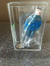 Vintage Kenner 1978 Blue Snaggletooth No Dent In Boot AFA 80 - Hard Find- Snags
