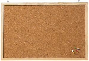 Franken Pinnwand Pinwand Korkboard Pinnboard Korktafel Kork Tafel inkl. Nadeln