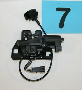 94-96 Impala SS 92-00 Regal 91-97 Cutlass & More Trunk Latch With Release #7