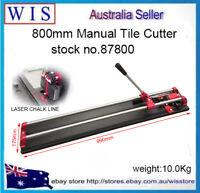 "32"" (800mm) Heavy Duty Manual Tile Cutter Laser Level Ceramic Tile Cutting-87800"