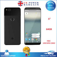 Google Pixel 2 64GB  4G Factory Unlocked Android Smartphone G011A - Black