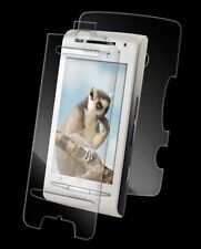 Zagg Invisible Shield Sony Ericsson Xperia x8 - Full Body Max Protection