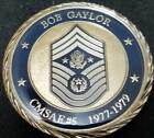 US Air Force Command Chief MSGT 5th Chief of the Air Force Personal Award Challe