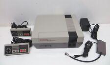 Original NES Nintendo System Console