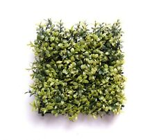 10 Best Artificial Premium 200 Stems Outdoor Boxwood Topiary Hedging Top Mats