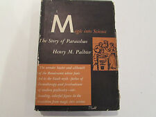 Magic Into Science, by Henry Pachter - 1951 Vintage Hardcover Book