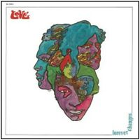 Love - Forever Changes - 50th Anniv Deluxe - 4CD /DVD/LP Set
