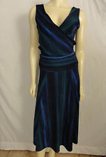 Kenneth Cole Reaction sleeveless comfortable dress size Small