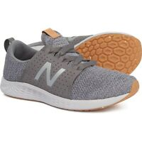 New Balance Men's Fresh Foam Sport Shoes Grey Castlerock Size 8, 8.5,14 Wide 4E