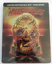 The Hills Have Eyes Blu-Ray Limited Edition Steelbook Best Buy New Sealed