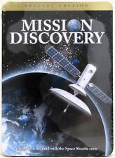 Mission Discovery DVD 2011 3-Disc Set in Collectible Tin Case Brand New